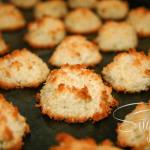 Weihnachtsbäckerei Teil1: Kokosmakronen