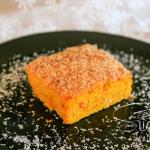 Kürbis-Kokos-Kuchen