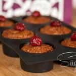 Kokos-Kirsch-Muffin